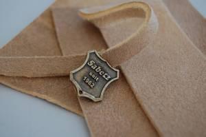 Schneiderei Sabetz Logo für Lederhose