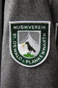 Wappen Musikverein St. Oswald